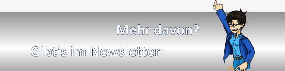 Newsletter-Abo gefällig?